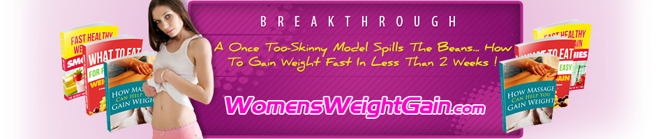 Womens Weight Gain
